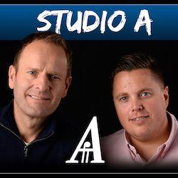 Podkast-ikon: Studio A